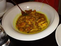 Swahili Village - chicken curry