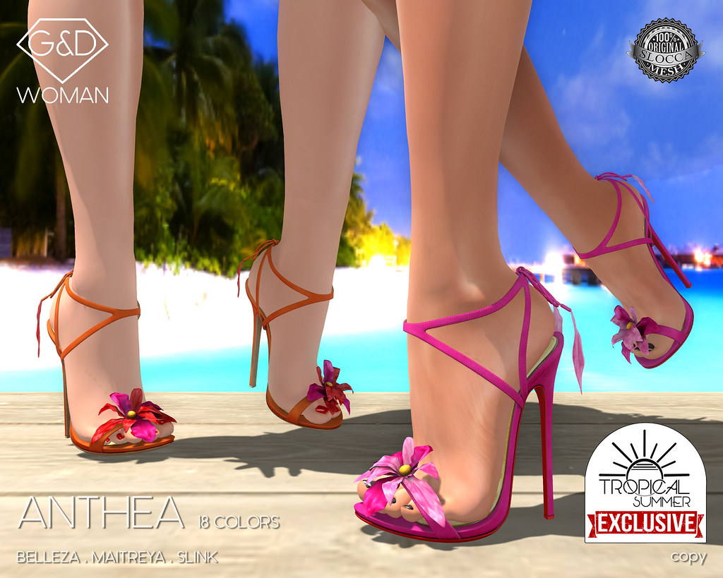 G&D sandals Anthea Tropic02 adv - SecondLifeHub.com