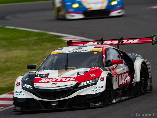 SUPER GT Official Test at Suzuka Circuit 2017.7.1 (167)