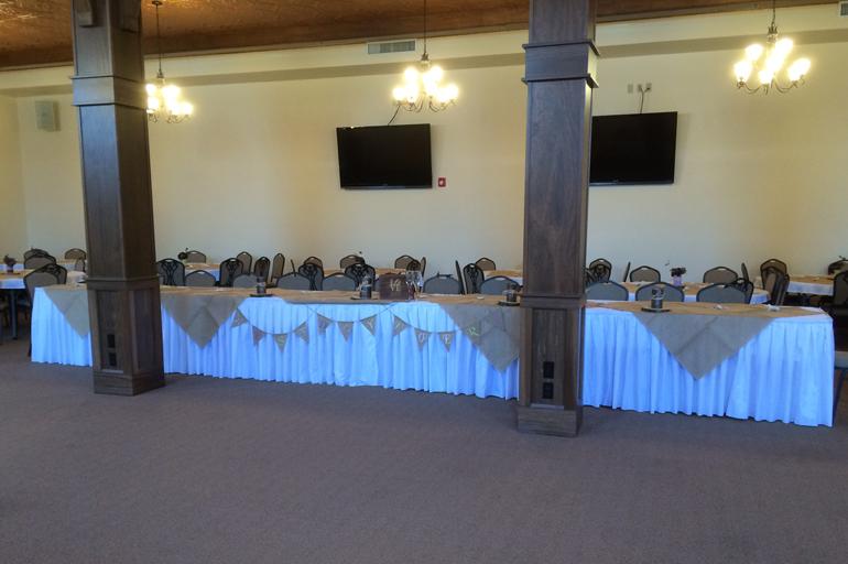 Wedding Reception Wedding Party Table