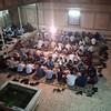 دوباره شب بیست و هفتم و افطاری حاج زینل