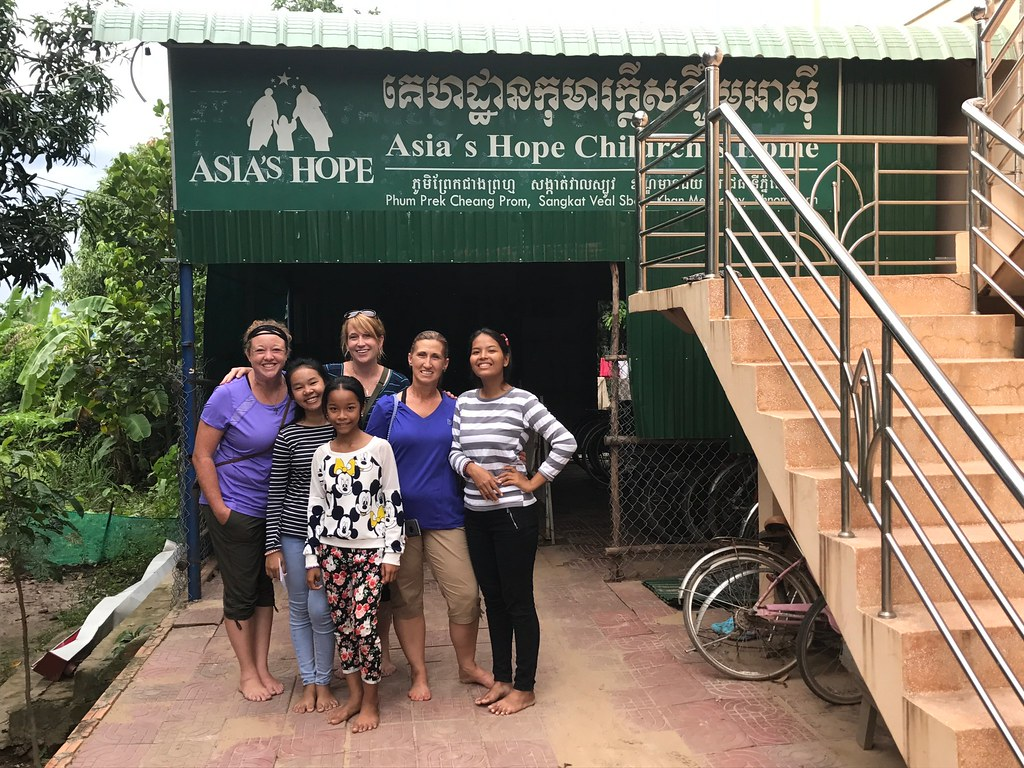 Cambodia Mission Trip, July 11 -22, 2017