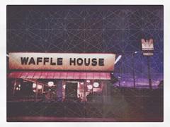 Waffle house restaurant hyess