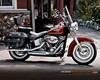 Harley-Davidson 1690 SOFTAIL HERITAGE CLASSIC FLSTC 2013 - 19
