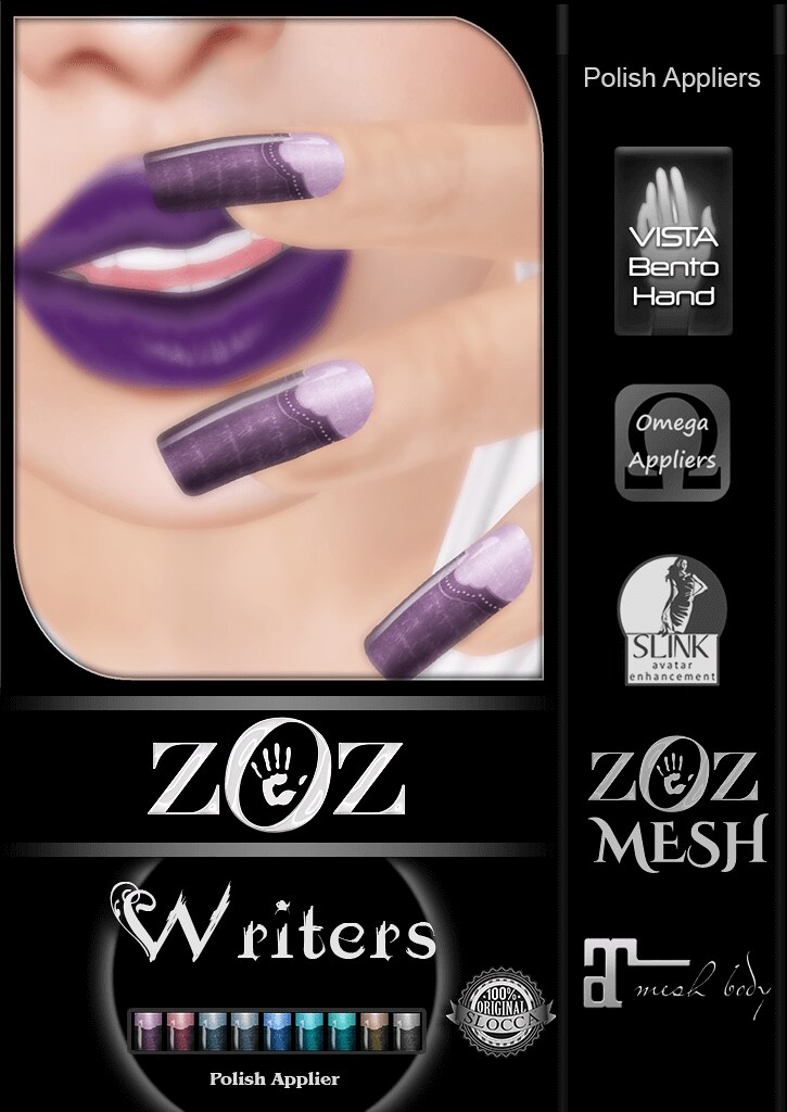 {ZOZ} Writers pix L - SecondLifeHub.com