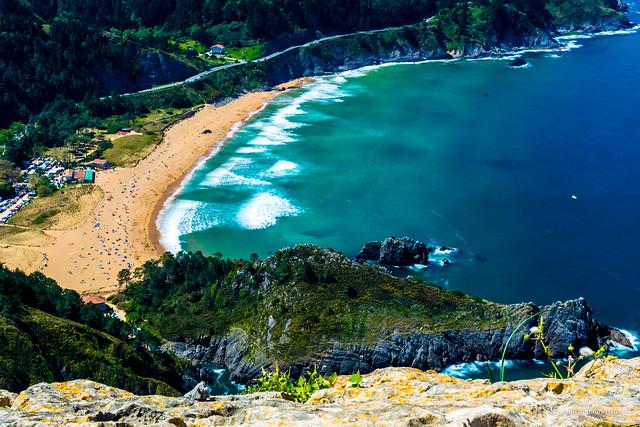 Laga beach, Nikon D5200, AF-S DX Nikkor 35mm f/1.8G