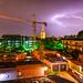 Noche de tormentas. by Abdel Charaf Photography