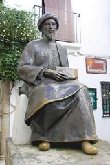Estatua de Ben Maim�nides ? C�rdoba [2017]