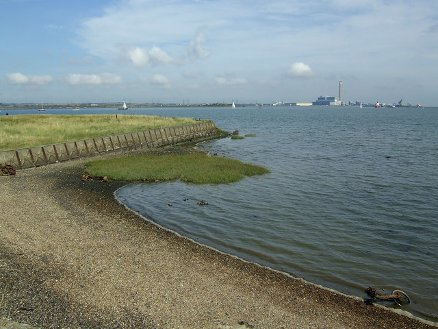 The Medway at Gillingham