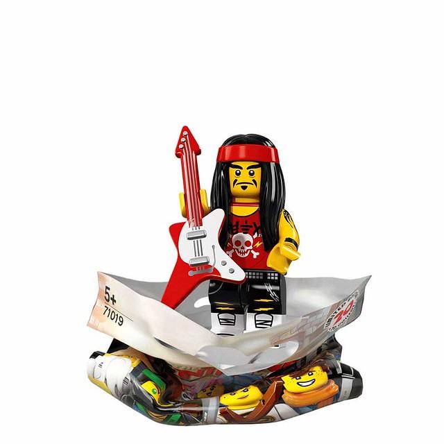 The LEGO Ninjago Movie 71019 Collectible Minifigures 19