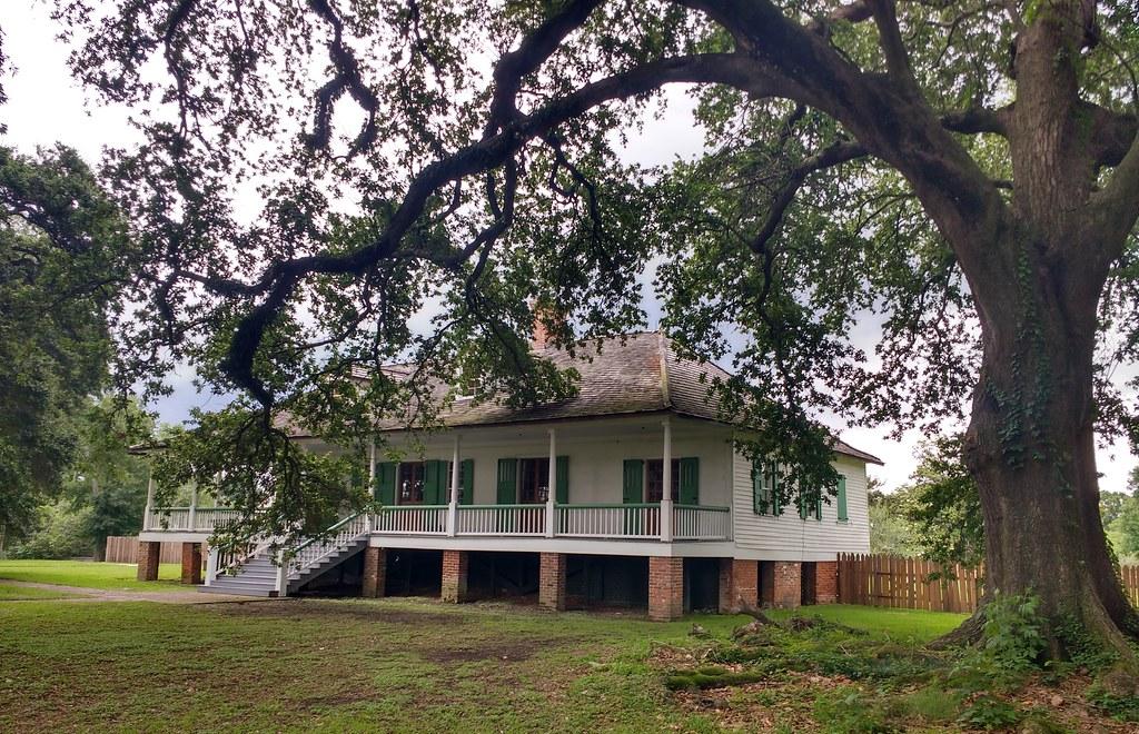Magnolia Mound, Baton Rouge, LA