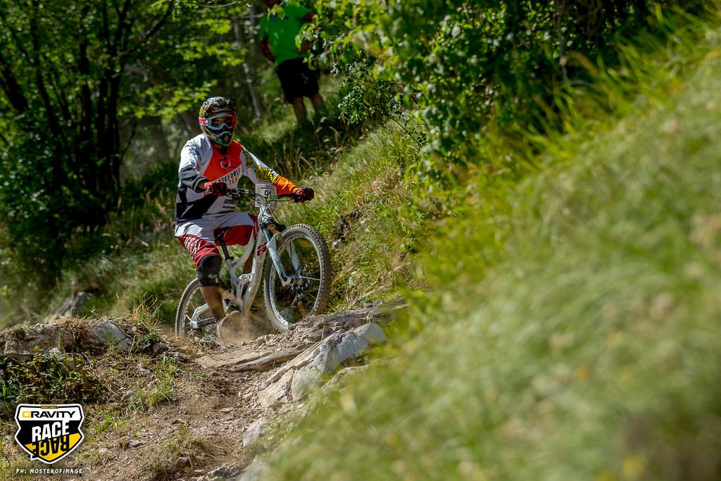 Gravity Race 2017 Monte Catria 2 Manche