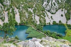 Kudin most, rijeka Krupa, Park prirode Velebit, Hrvatska / Kuda's Bridge, river Krupa, Velebit Nature Park, Croatia