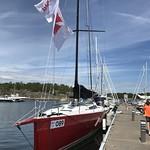 Haspa Hamburg in Sandhamn 2017