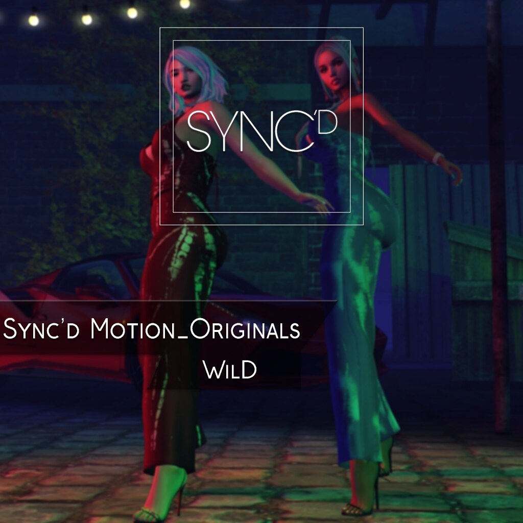 Sync'd Motion__Originals - Wild Pack @ Mainstore