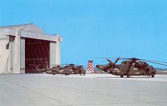 MCAS Tustin, Sea Stallion helicopters