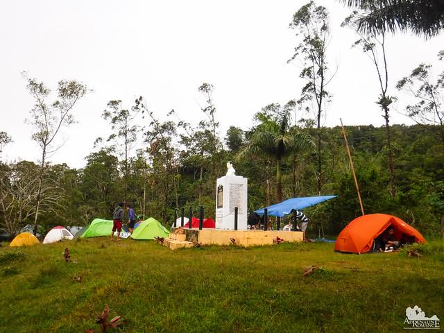 Mt. Manunggal Campsite