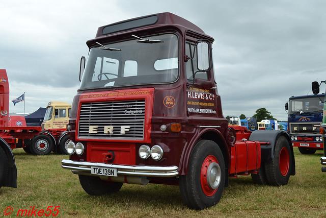 ERF A Seris 'H. Lewis & Co' reg TDE 139N