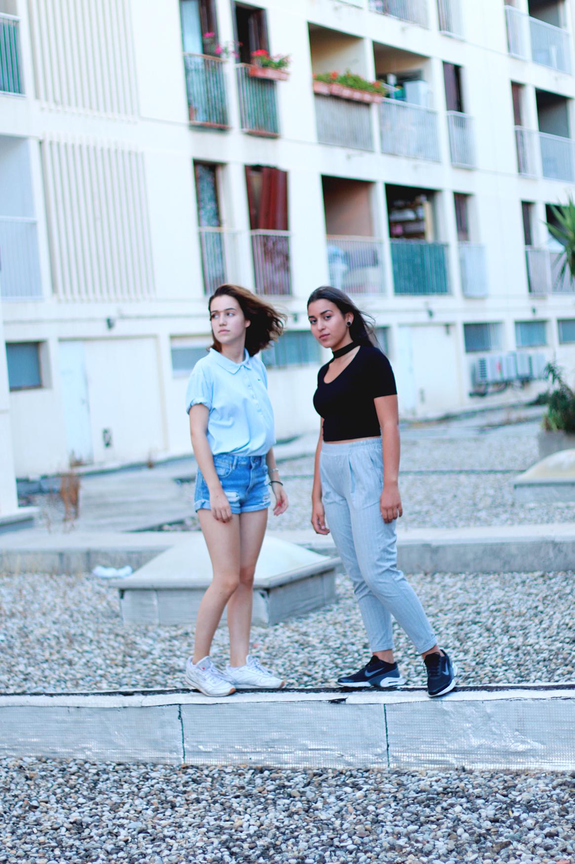 Amina et Paola