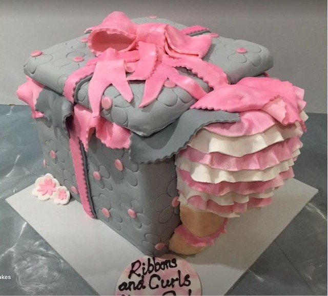 Cake by Little Nanna Cakes