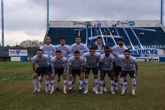 Reducido - Torneo AFA Primera C - Temporada 2017: Sportivo Barracas 1 - Midland 2