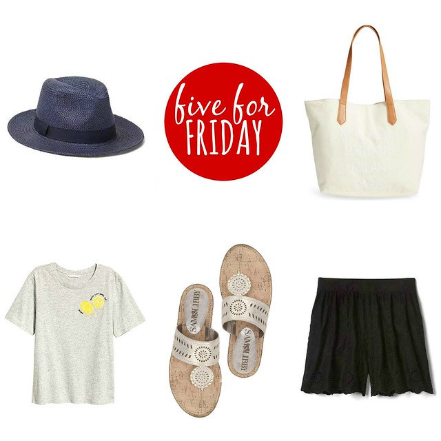 Five for Friday, Vol. 191 - Fast Fix Friday | Style On Target blog