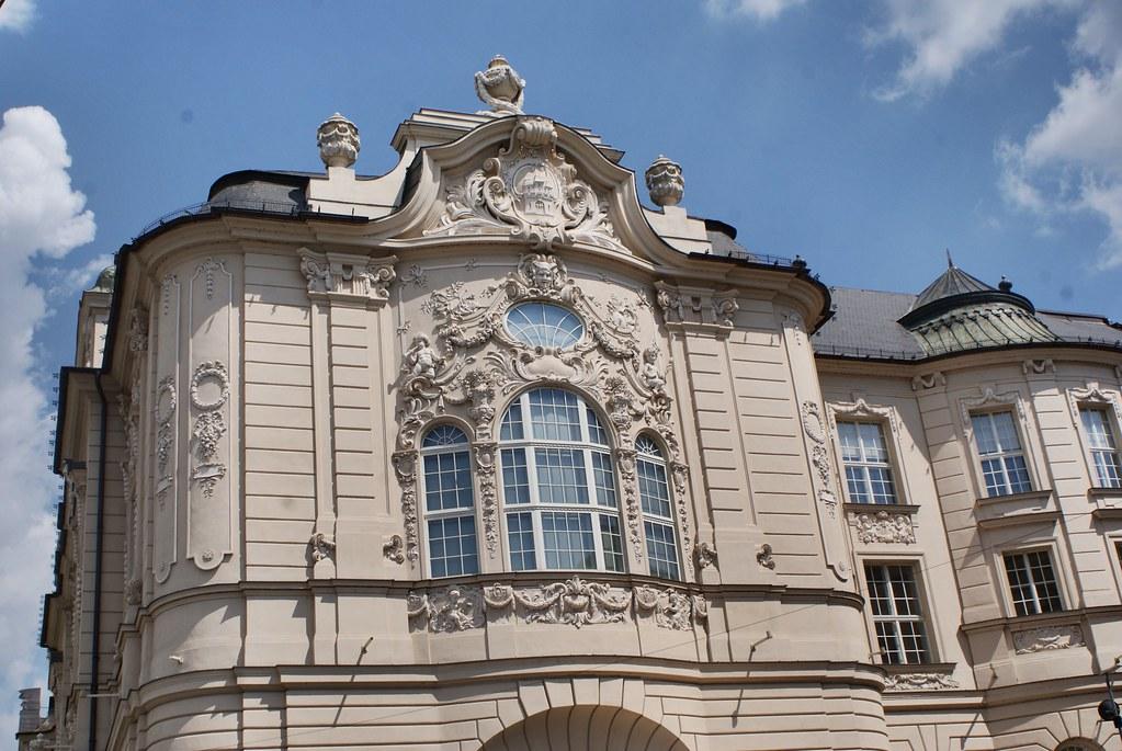 Monuments de Bratislava.