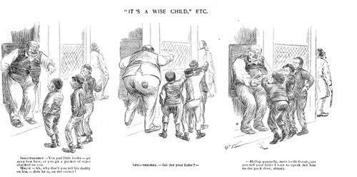 it's a wise child etc (1892)
