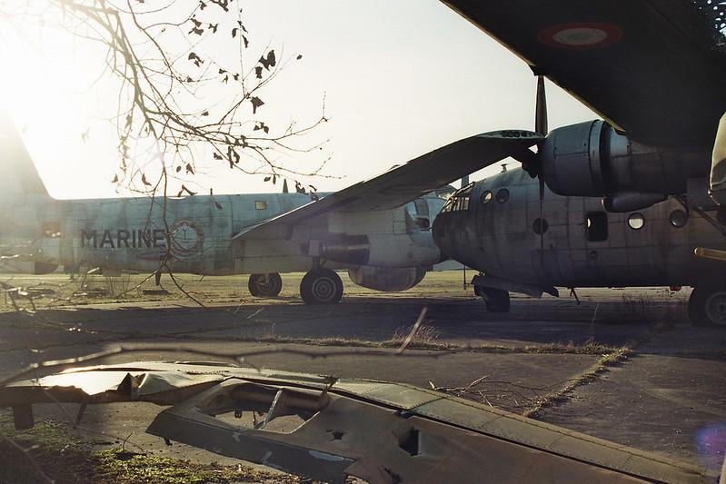 Armée de l'air abandonnée