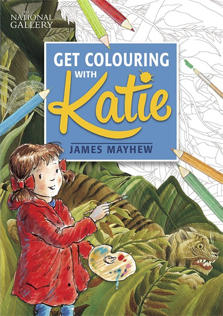 James Mayhew, Get Colouring With Katie