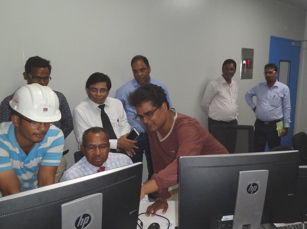 ILRI general director visiting India, June 2017
