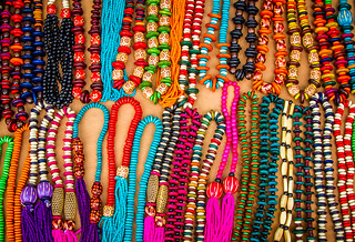 Colorful Beads at sale