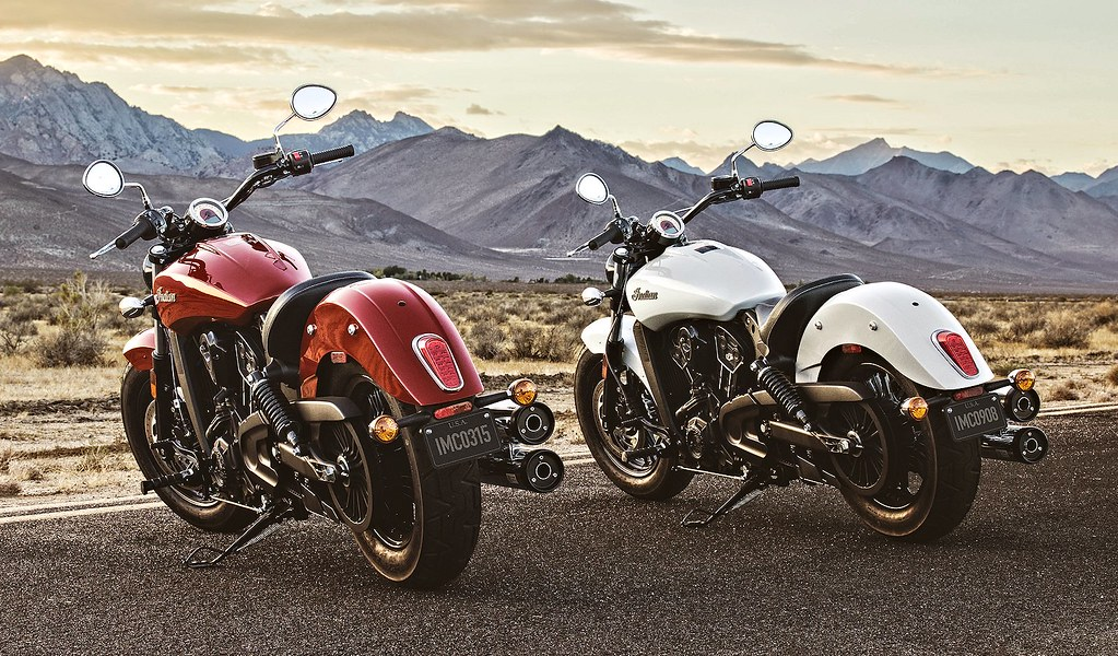 Indian 999 SCOUT Sixty 2018 - 10