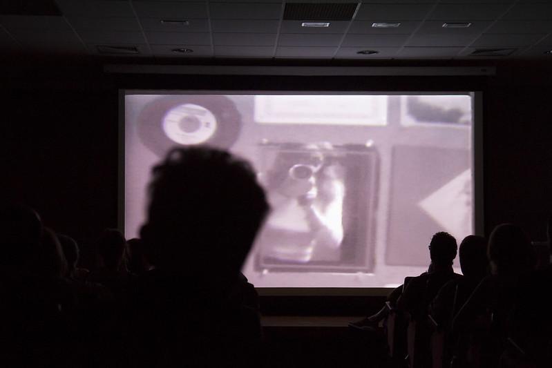 3º sesión ciclo-cineforum Annie Leibovitz