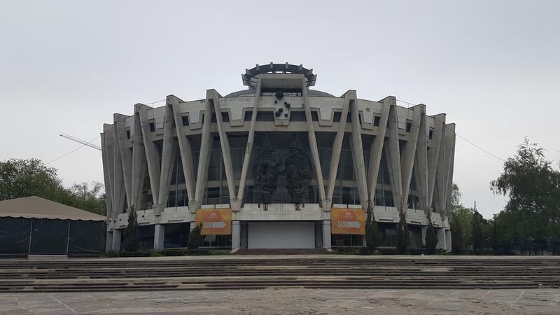 Circo Estatal de Chişinău