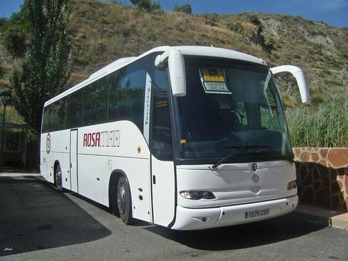 Noge Touring Mercedes de Rosamar
