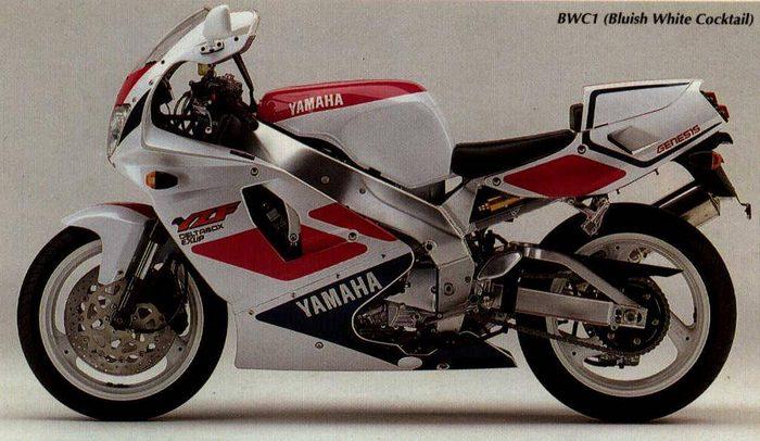 Yamaha YZF 750 R 1995 - 0