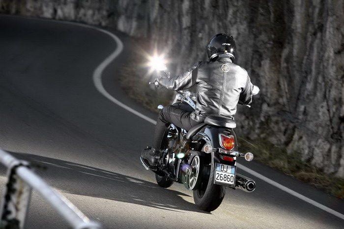 Yamaha XVS 950 Tour Classic 2010 - 14