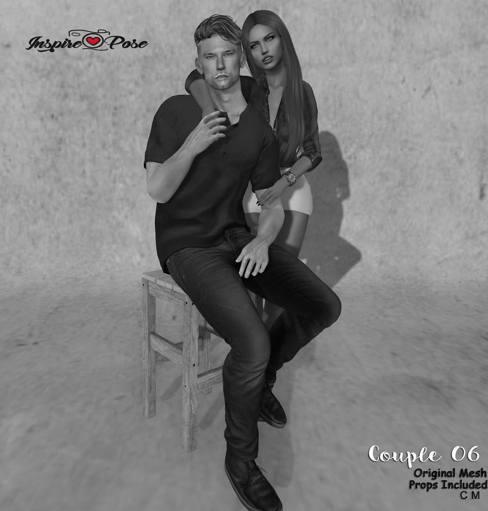 Inspire Pose - Couple 06 - SecondLifeHub.com