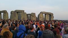 Summer Solstice 2017: Stonehenge crowds as sun rises