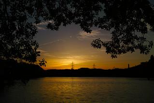 Yamadaike Pond(Hirakata City, Osaka Pref.)