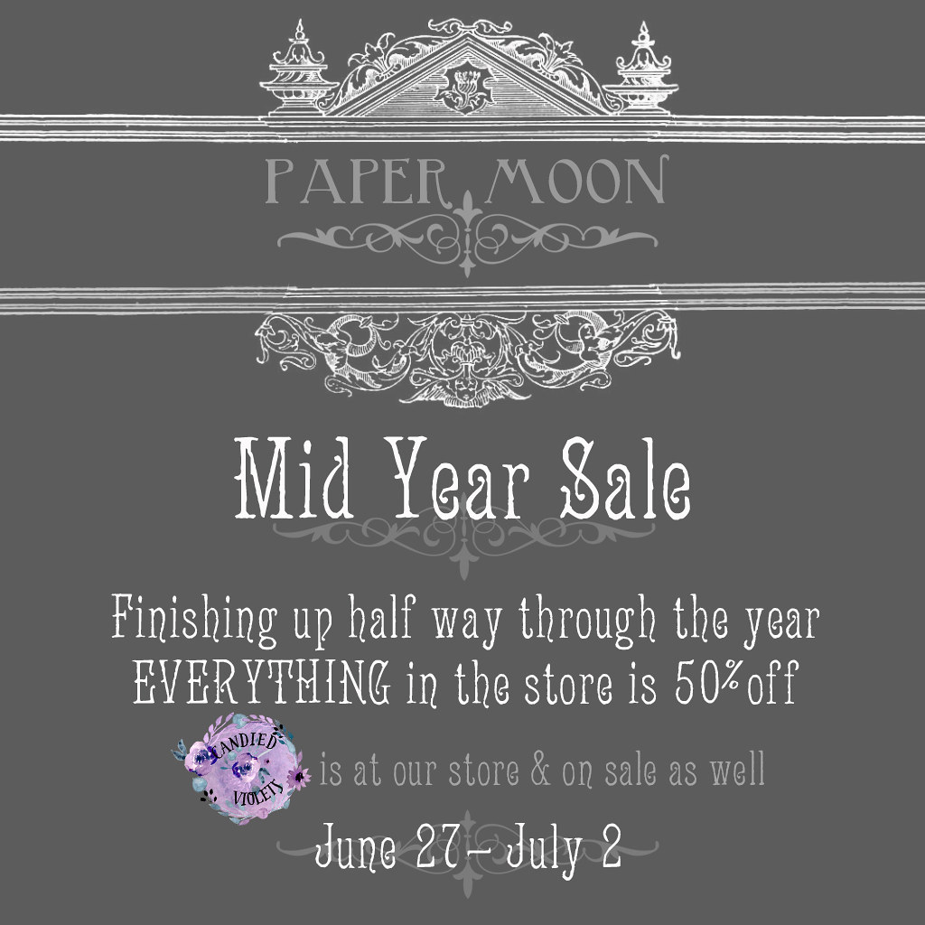 *paper moon* & .:Candied Violets:. Mid Year Sale - SecondLifeHub.com