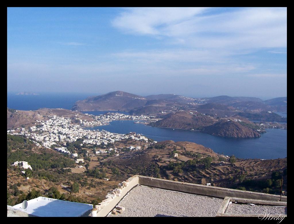 Crucero por el Mediterráneo - Patmos