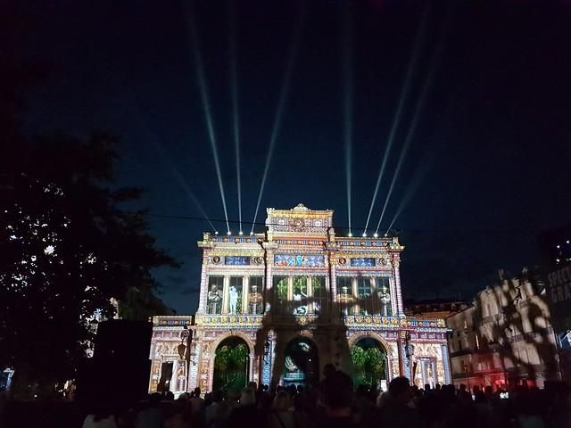 Son et lumière Béziers 2017
