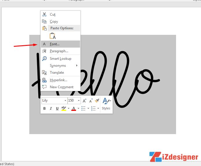 101 Font chữ đẹp cho designer