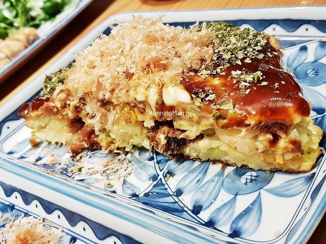 Special Okonomiyaki