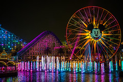 World of Color in DCA