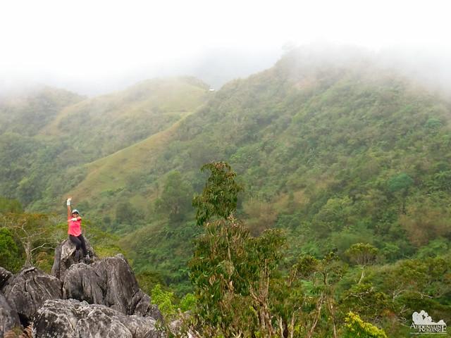 Mt. Manunggal Summit