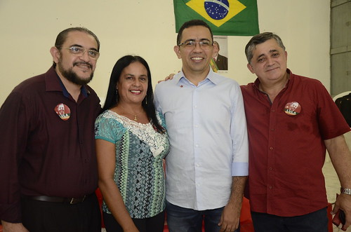 Posse do diretório do PT de Canindé