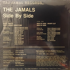 THE JAMALS:SIDE BY SIDE(JACKET B)